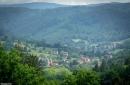 Blick auf Lichtental vom Beutig aus (Baden-Baden)