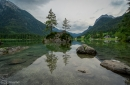 Hintersee bei Ramsau (Berchtsgadener Land)